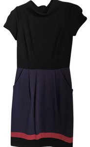 Laundry by Shelli Segal Mini Fitted Color Dress