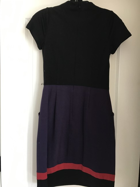 Laundry by Shelli Segal Mini Fitted Color Dress Image 1