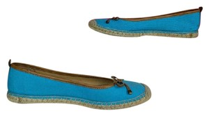 Naturalizer Blue Flats