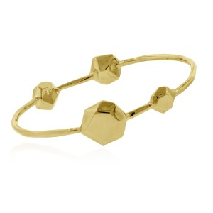 Ippolita Hexagon Drop Bangle Bracelet