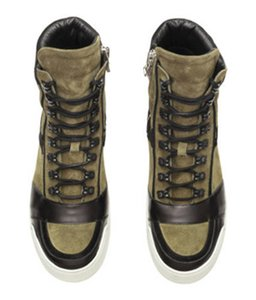 Balmain x H&M Olive Green Athletic