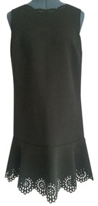Ann Taylor LOFT Bell Perforated Dress