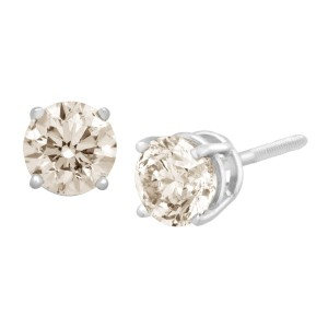 Other 1 1/2 ct Diamond Stud Earrings