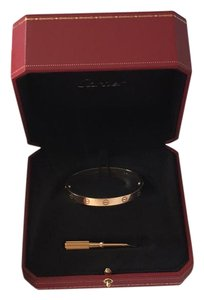Cartier Cartier Love Yellow Gold Bracelet