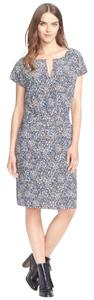 Tory Burch short dress blue willow on Tradesy