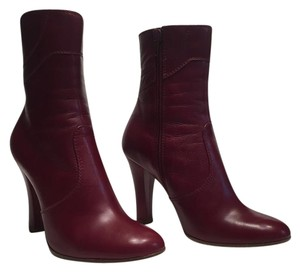 Marc Jacobs Ankle Leather Autumn Boots