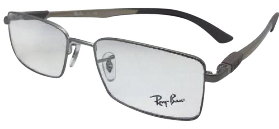 d6d211dc87 Ray-Ban New Rx-able Rb 6275 2762 52-17 145 Gunmetal   Copper Frames Gunmetal-copper  Sunglasses