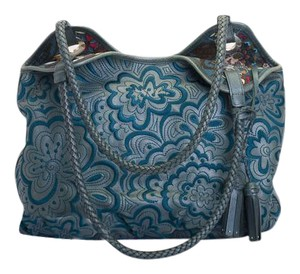 Brighton Designer Leather Shoulder Bag