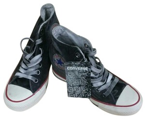 Converse Distressed Black Athletic