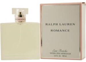Ralph Lauren ROMANCE By RALPH LAUREN Eau Fraiche Spray 3.4oz /100 ml Woman New