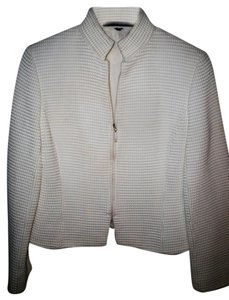 Ellen Tracy White Jacket