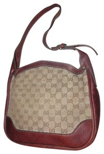 Gucci Unusual Shape High-end Bohemian Great For Everyday Rare Early Hobo Bag