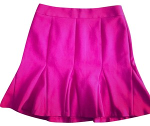 Banana Republic Mini Skirt pink