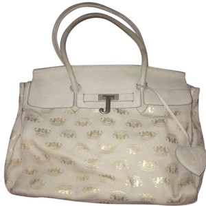 Juicy Couture Tote in beige with gold branding