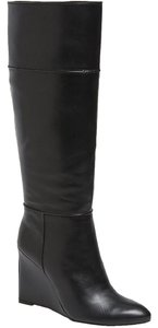 Tory Burch Wedge Linnett Black Boots