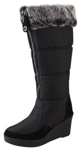 Juicy Couture Black Boots