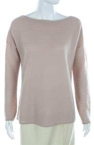 Vince Cashmere Ribbed Knit Sweater
