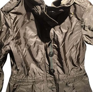 Burberry military olive Jacket