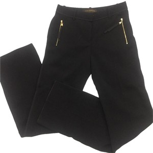 Louis Vuitton Straight Pants Black