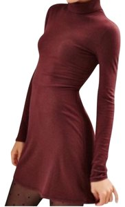 Urban Outfitters short dress Brown Kaylyn Bdg Sweater on Tradesy