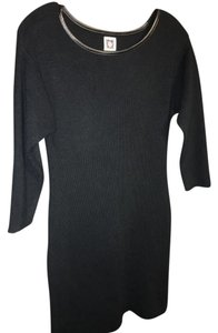 Anne Klein Sweater Fitted Dress