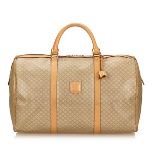 Cline 7bcedb006 Beige Travel Bag