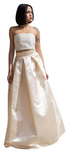 Other Dressy Dressy Ball Gown Maxi Skirt Champagne