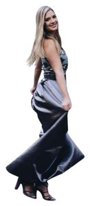 Other Dressy Dressy Ball Gown Maxi Skirt Silver