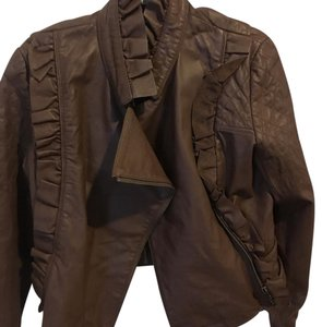 Dallin Chase Leather Jacket