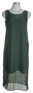 Bar III short dress Army Green on Tradesy