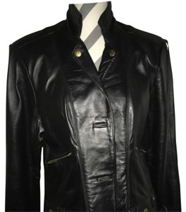 Metro 7 Leather Jacket