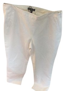 J.Crew Capris off white, cream