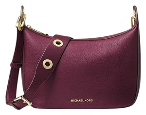 MICHAEL Michael Kors Plum Messenger Bag