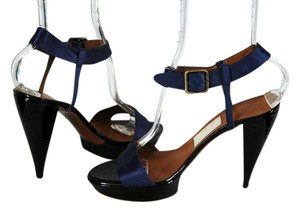 Lanvin Purple Sandals