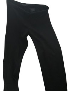 Tahari black Leggings