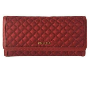 Prada Nylon wallet