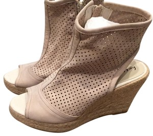Bettye Muller Natural Wedges