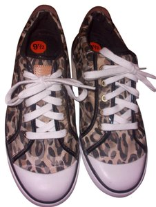 Coach Leopard Pattern Athletic