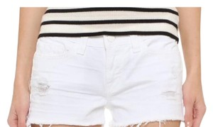 J Brand Mini/Short Shorts white