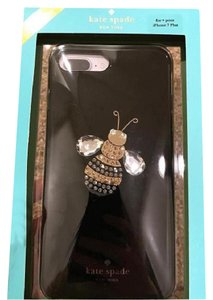 Kate Spade IPHONE 7 PLUS NWT BEE GERMS RESIN CASE