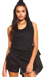 Nike Nike tennis court black romper one piece outfit