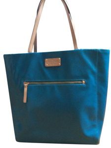 Kate Spade Leather Tote in Blue