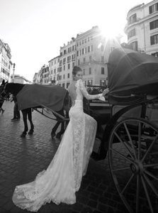 Inbal Dror Br-12-05 Wedding Dress