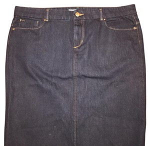 JOE'S Jeans Skirt indigo blue