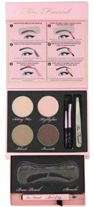 Too Faced Brow Envy Kit Large Pro Set