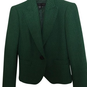 Zara Emerald Green Blazer