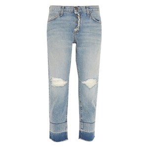 Current/Elliott Boyfriend Cut Jeans