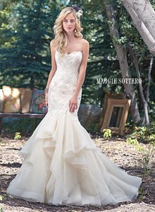 Maggie Sottero Malina Wedding Dress