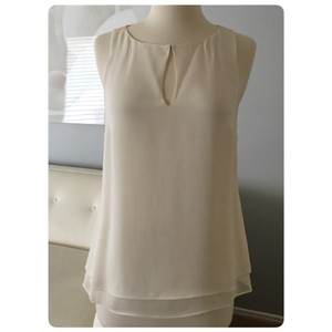 Diane von Furstenberg Top White, cream