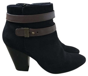 Express black, brown Boots